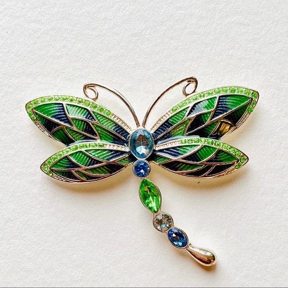 5a8d9cdc2c73b Napier Dragonfly Brooch NWT